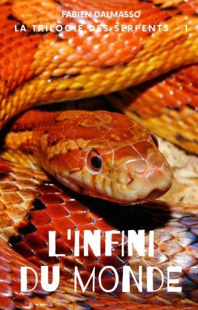 La trilogie des Serpents - 1. L'infini du monde by FabienDalmasso