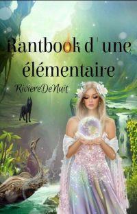 Ranthbook D'une Élémentaire  cover