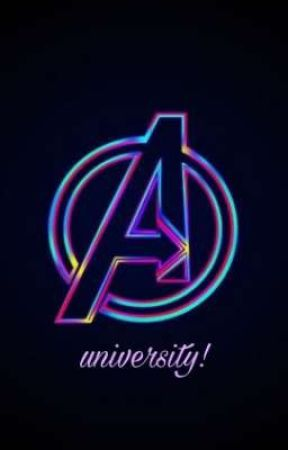 avengers next gen - university! by allison_barnes