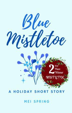 Blue Mistletoe by meispringing
