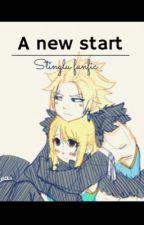 A new start  by Vicky0942
