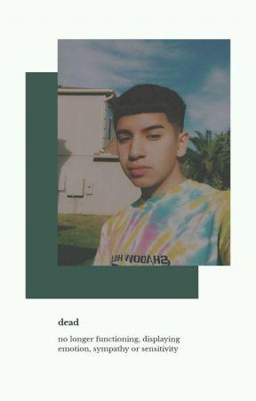 DEAD ( alvaro romero ) by S0FAYGO