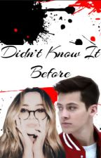 Didn't Know It Before( An EJ Caswell/HSMTMTS Fanfiction) by NetflixFanfix