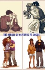 The Heroes of Olympus in Highschool by Ryan_The_Fangirl