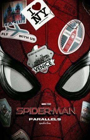 •Spider-Man: Parallels• by spidertxm