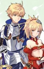 Excalibur! (Male Saber Reader X Highschool dxd) by PizzaVictory1