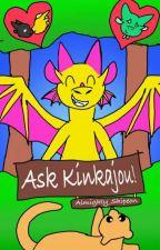 Ask Kinkajou!  by -bxby_veve-