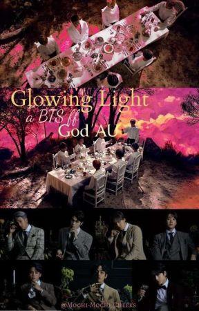 Glowing Light • BTS God AU by Mochi-Mochi_Cheeks