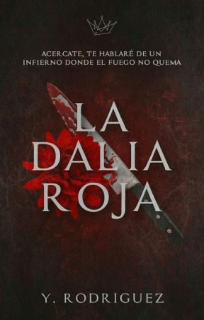 La Dalia Roja  by Yaelxitaa
