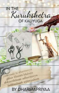 In The Kurukshetra of Kaliyuga cover
