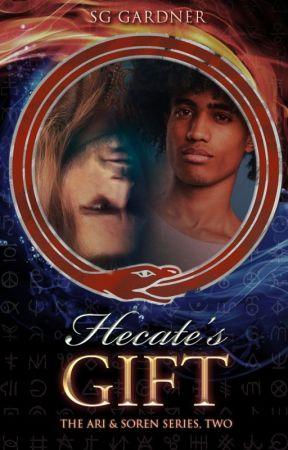 Hecate's Gift (mxm/asexual) (Ari & Soren #2) by OwlieCat