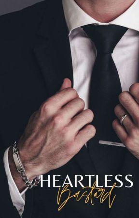Heartless Bastard by kafalma