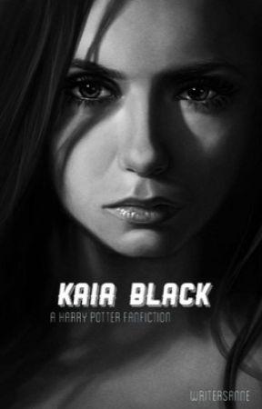 Kaia Black  by sarcasticgiggle