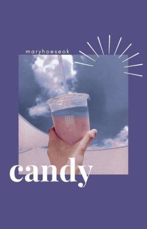 × CANDY    Soobin × by MARYHOESEOK