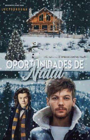 Oportunidades de Natal (l.s.) by lucydorough