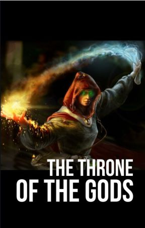 Throne of the Gods (Percy Jackson and Throne of Glass Crossover) by IsaacChristensen