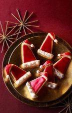 Die verschwundenen Weihnachtsplätzchen by lalamaus
