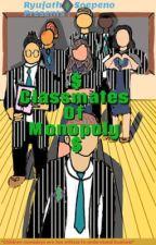 Classmates Of Monopoly  by Ryufath