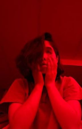 the girl in red by urstillinmydreams