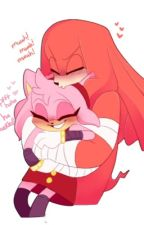 KnuxAmy Story: Forbidden Love by crybabykat27