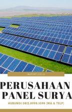jasa pasang panel surya by PutriSiregar767