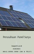 pasang panel surya semarang by PutriSiregar767