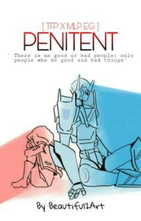 Penitent •TFP X MLP EG • by Beautiful2Art