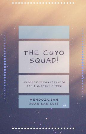 The Cuyo squad! | PH by PabWhett_