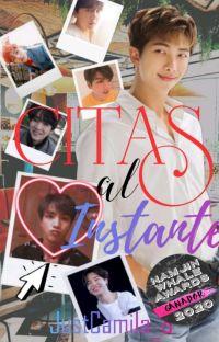 Citas Al Instante - [Namjin] cover