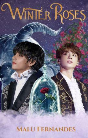 Winter Roses {taekook} by lufernandesz