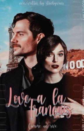 LOVE A LA FRANÇAIS | HENRY CAVILL by stanbyevans__