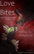 Love Bites | Rusame Werewolf AU by AestheticSkies123