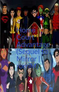 Home Court Advantage(Sequel to Mirror rorriM) cover