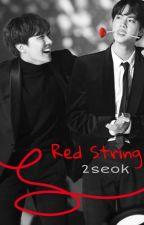 Red String - 2Seok by kokothatdumbass