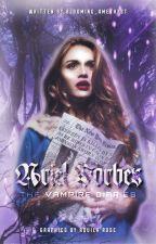 Ariel Forbes - The Vampire Diaries #Wattys2021 by blooming_amethyst
