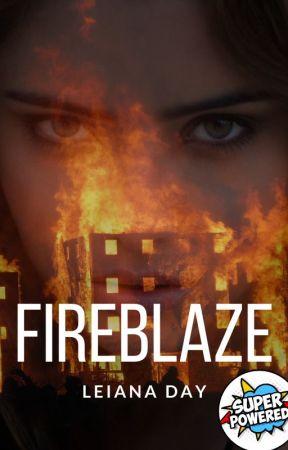 Fireblaze by leiana52
