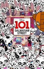 Calle 101 Dalmatas: Dan dan Y Marion by Marcos-OMEGA