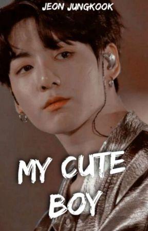 my cute boy » jeon jungkook by dxrlingminnie