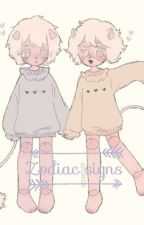 《 ☆ Zodiac Signs ☆》 by pastelldrop