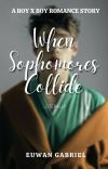 When Sophomores Collide | A BoyxBoy Romance (Completed ✔️) cover