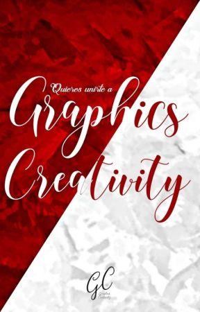 ¿Quieres unirte a GraphicsCreativity? by GraphicsCreativity
