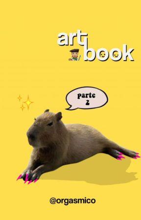 artbook. II by orgasmico