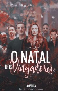 O Natal dos Vingadores cover