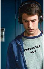 13 reasons why Clay Jensen is schizophrenic? (fanfiction) by Jolenetoja