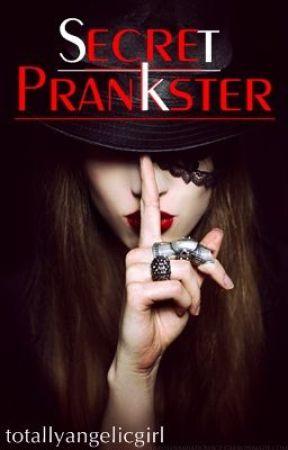Secret Prankster (Sirius Black) ON HOLD by Totallyangelicgirl