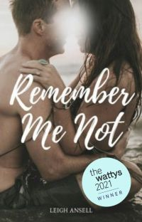 Remember Me Not cover