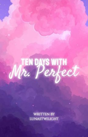 10 Days With Mr. Perfect (DON'T READ) by lunastwilight