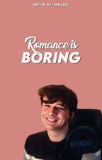 Romance is Boring || Wilbur Soot x Reader by Femeulous