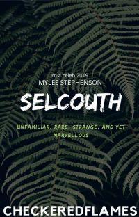 selcouth; MYLES STEPHENSON IM A CELEB 2019 cover