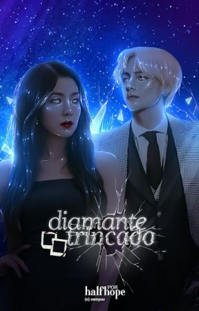 Diamante Trincado »  Kim Taehyung by halfhope